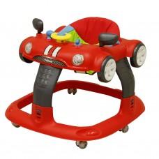 Andadera Para Bebe Auto Boy Prinsel - Rojo