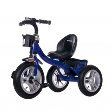Triciclo Magnum Air Con llantas de aire Prinsel- Azul
