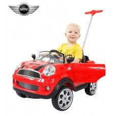 Mini Cooper Push Car